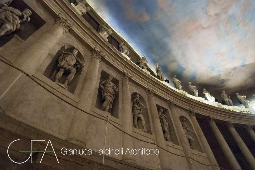 Teatro Olimpico - Andrea Palladio, Vicenza