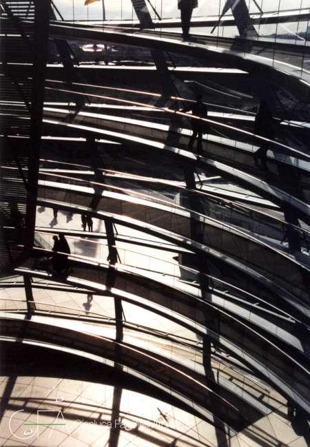 Reichstag - Sir Norman Foster, Berlino
