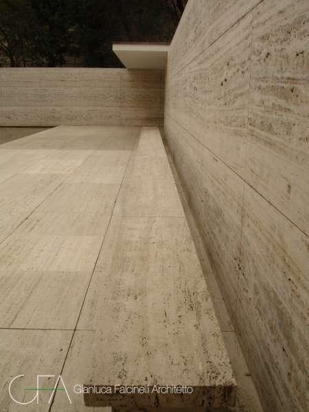 Padiglione di Barcellona - Mies Van Der Rohe, Barcellona