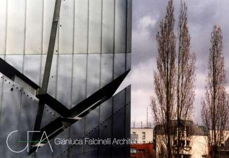 Museo Ebraico - Libeskind, Berlino