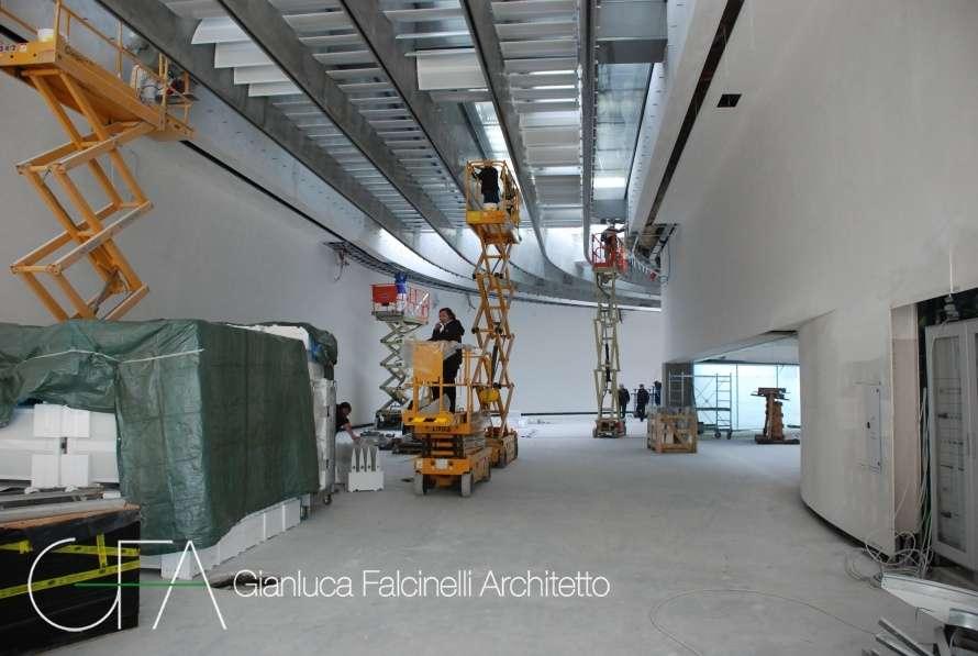 Museo Nazionale delle arti del XXI secolo (MAXXI) - Zaha Hadid, Roma