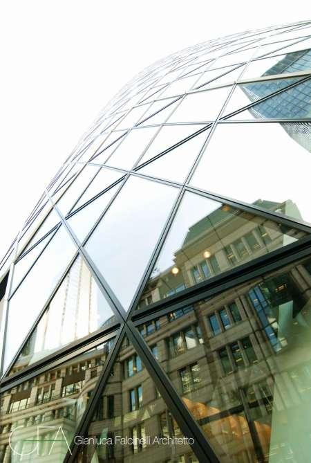 Grattacielo Gherkin - Sir Norman Foster, Londra