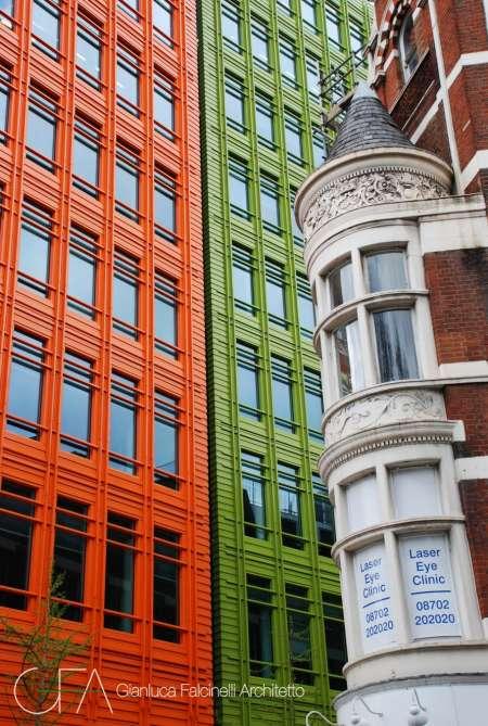 Centro St. Giles - Renzo Piano, Londra