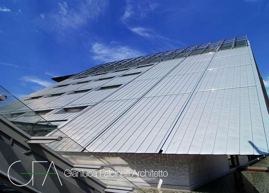 MUSEO DELLE SCIENZE (MUSE) - Renzo Piano, Trento